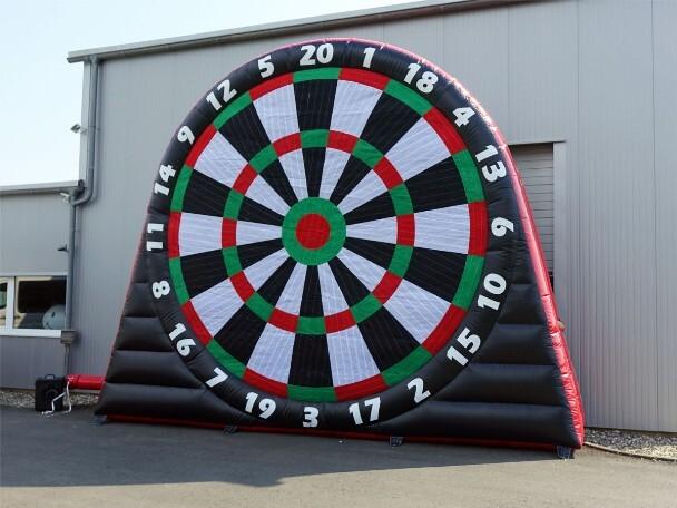 Torwandschiessen Fussballdarts Xxl Darts Vom Hersteller